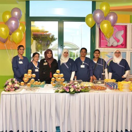 """Wanna Read?"" Initiative – Al Rahba Hospital"